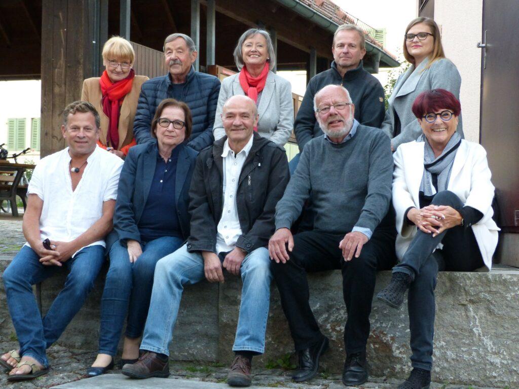 Die Mitglieder der SAG